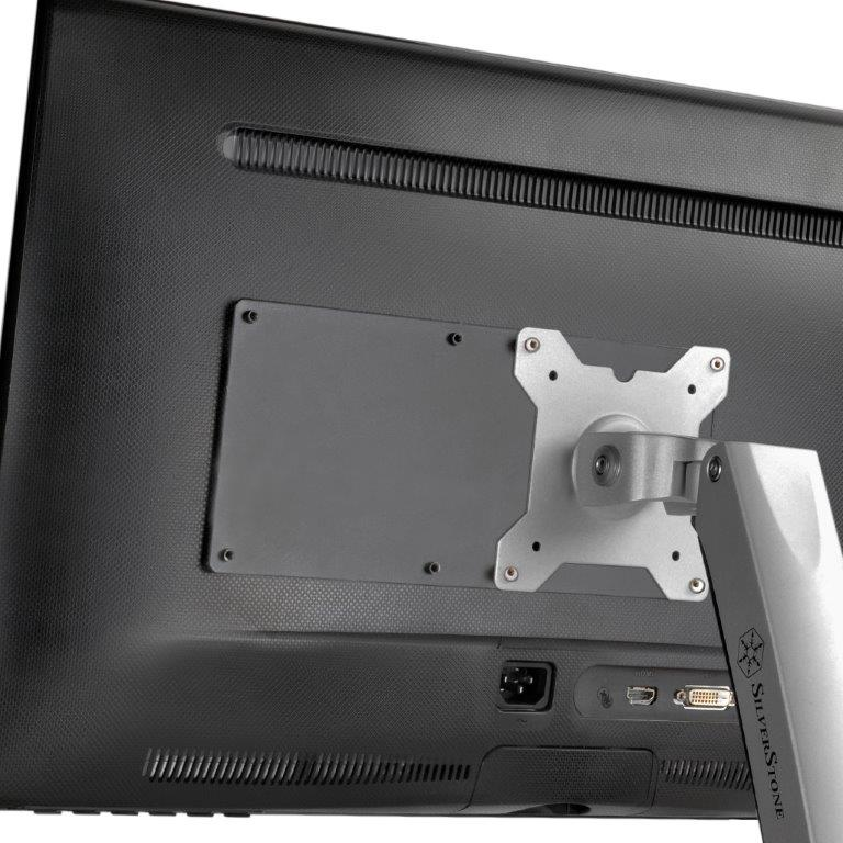 Silverstone Release New Mva01 Vesa Mount For Nuc