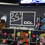 The CCL Booth at I55