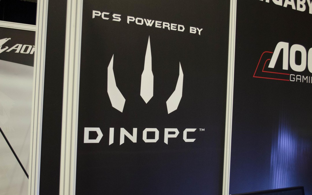 Dino PC at Multiplay Insomnia I55