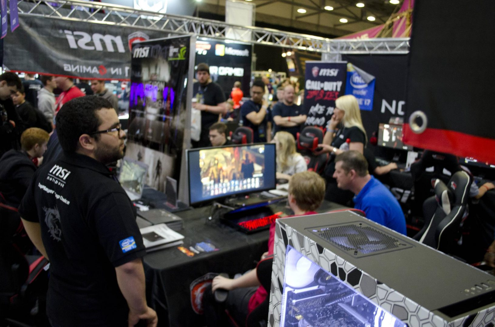Multiplay Insomnia Gaming Festival I55_22