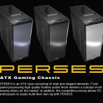 REEVEN Launches the PERSES ATX PC Case