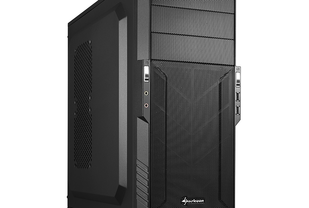 Sharkoon Releases New Vg5 and T3 Series Cases