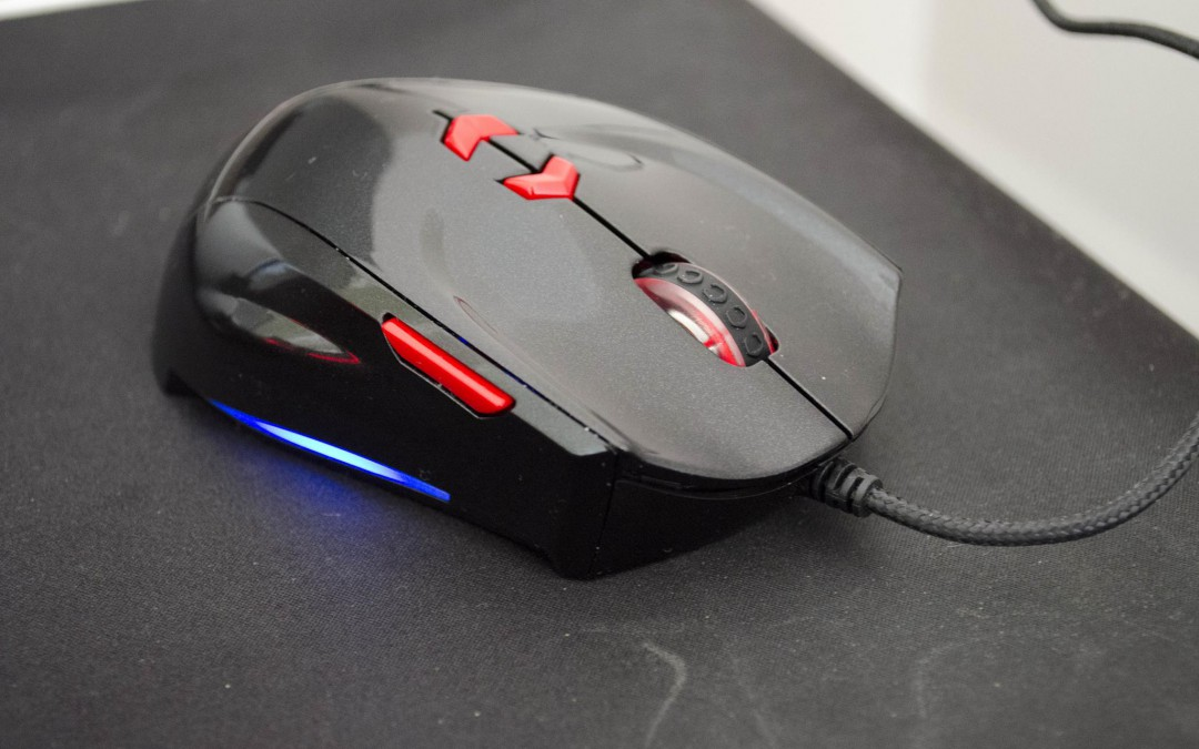 Tt eSPORTS Theron Plus Smart Mouse Review