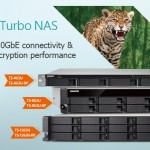 QNAP Launches AMD-powered Quad-core 2.0GHz 10GbE TS-x63U Series NAS