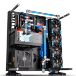 Thermaltake Toughpower DPS G Platinum Series-Installed in Core P5