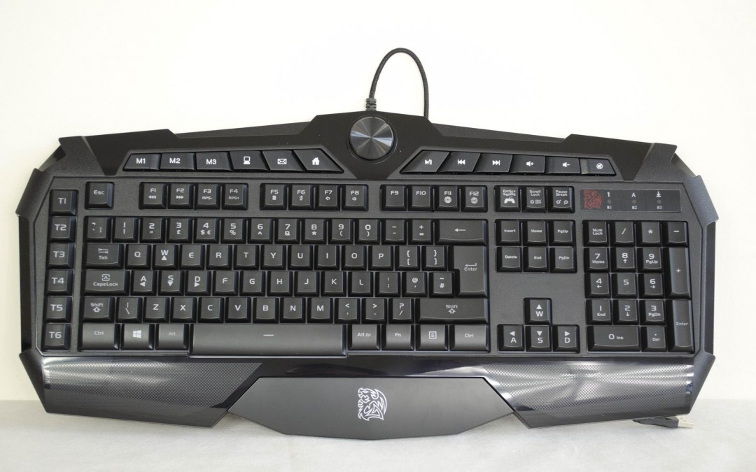 Tt eSPORTS Challenger Prime Gaming Keyboard Review