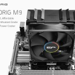 CRYORIG Releases The M9i & M9a Ultra Compact Tower Coolers