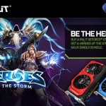 Buy a PALIT GTX 950 Or 960 And Get A Free Heros Of The Storm Bundle!