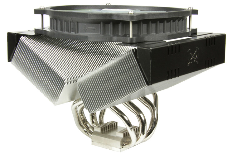 Scythe announces third version of Grand Kama Cross CPU Cooler