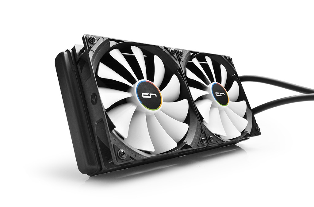 Cryorig Releases Their A Series Hybrid Liquid Coolers