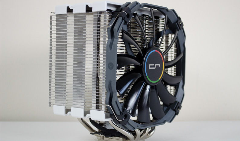 CRYORIG H5 Universal CPU Cooler Review