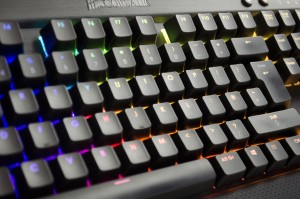 Corsair K70 RGB Mechanical Keyboard