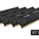 HyperX Releases High-Capacity Kit Additions to Savage and Predator DDR4 Memory