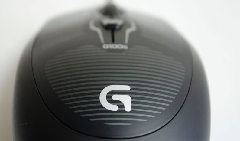 Logitech G100s Optical Gaming Mouse Review
