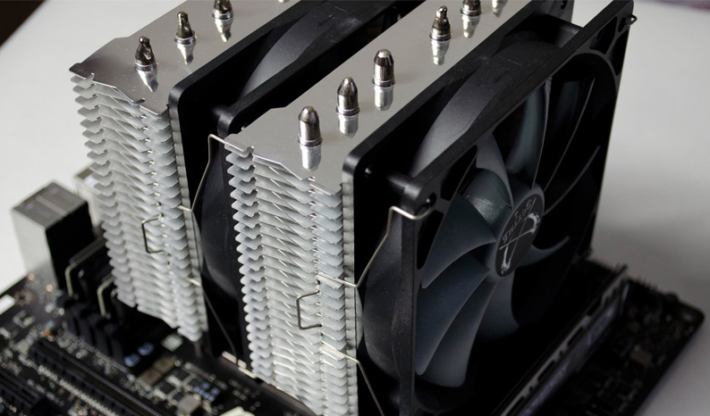 Scythe Fuma CPU Cooler review_FEATURED