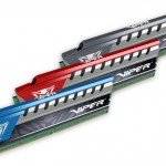 Patriot Releases Viper Elite DDR4 Memory