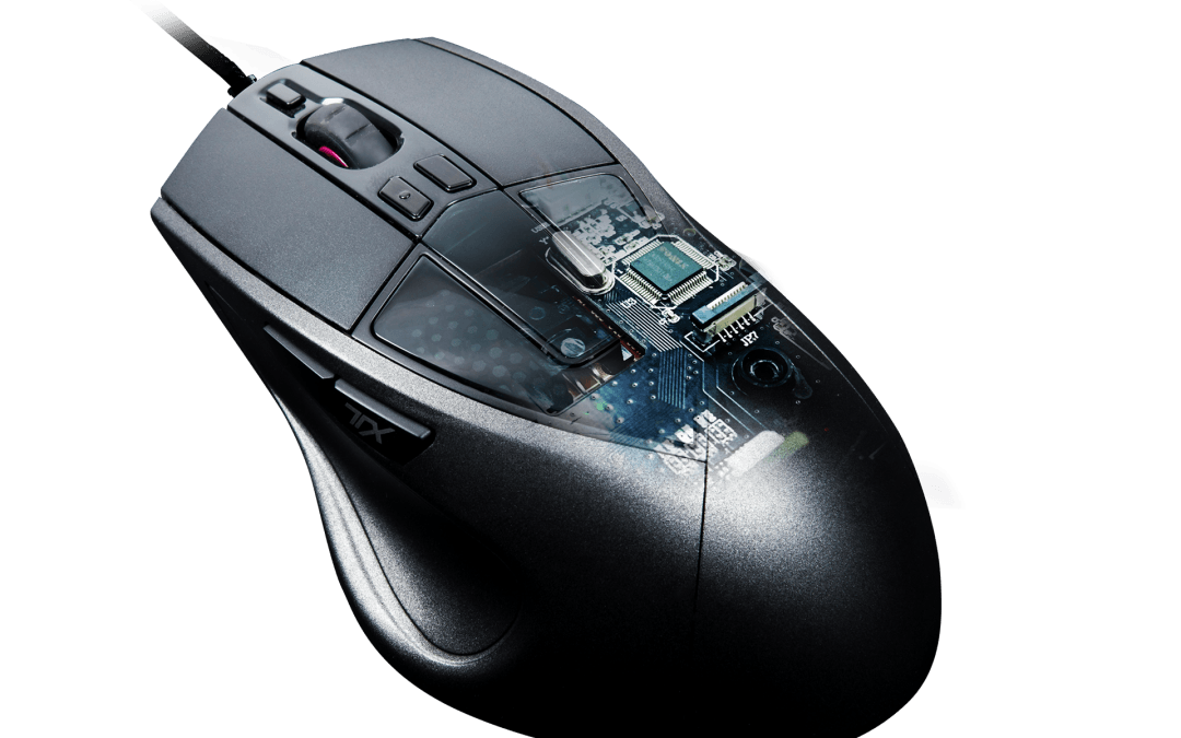 Cooler Master Launches Sentinel III Mouse for Palm Grip FPS Gamers