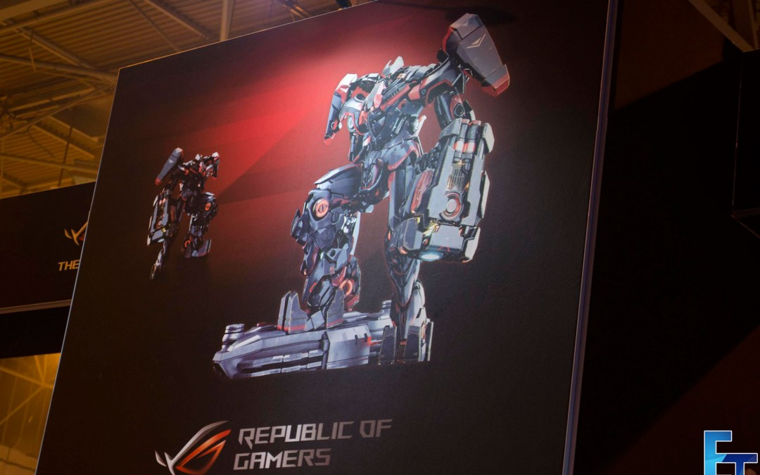 ASUS At Multiplay Insomnia Gaming Festival I56
