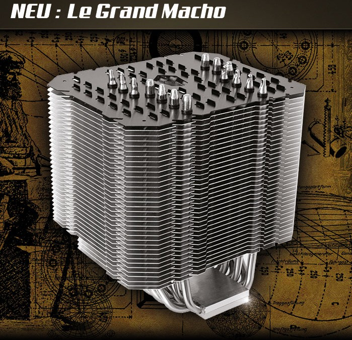 Thermalright Introduces Le Grand Macho