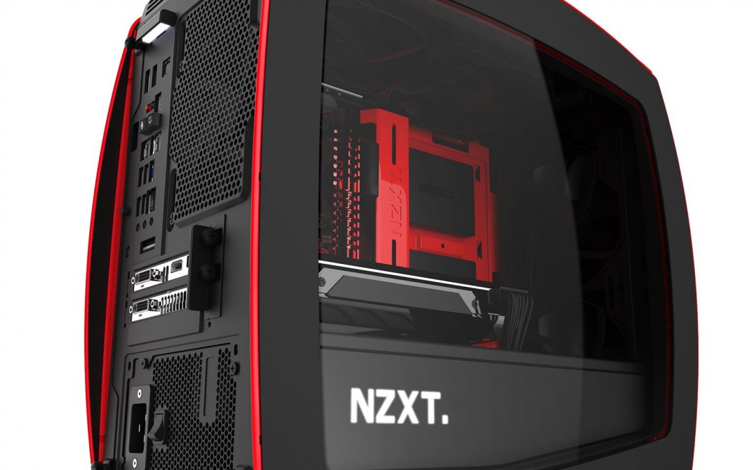 NZXT Presents New MANTRA ITX PC Case