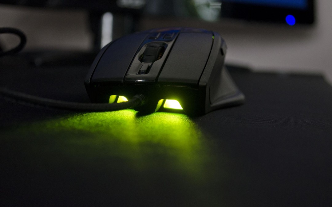 CM Storm Sentinel III Gaming Mouse Review