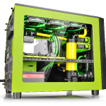 Thermaltake Introduces Core X5 and Core X5 RIING Edition Cube Chassis