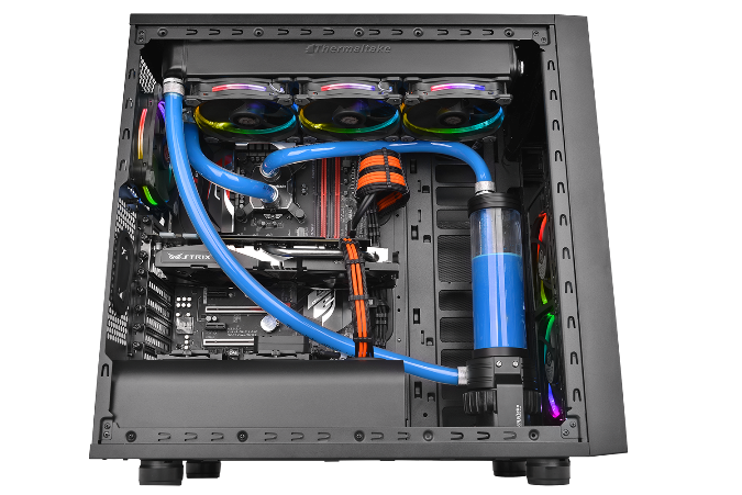 Thermaltake Pacific RL360 Water Cooling Kit_1