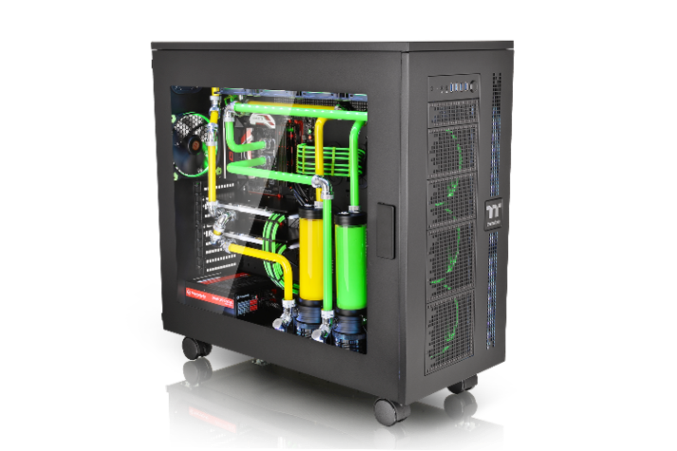 Thermaltake TT Premium Core W100 Super Tower Chassis