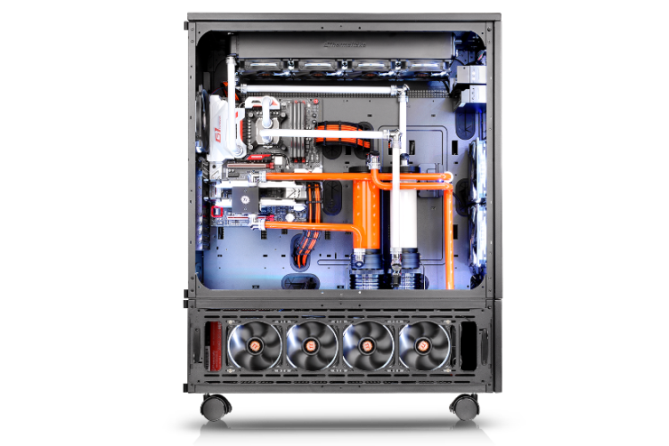 Thermaltake TT Premium Core WP100 Super Tower Chassis_2