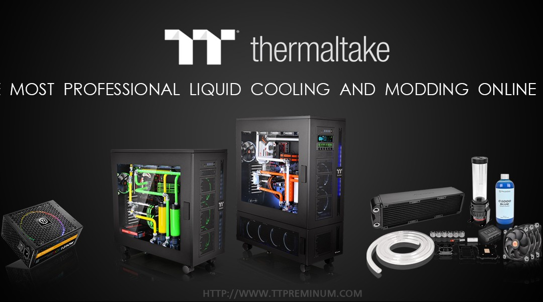 Thermaltake Announces TT Premi...