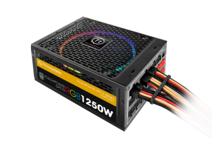 Thermaltake Toughpower DPS G RGB 1250W Titanium & SPM_1