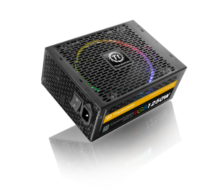 Thermaltake Toughpower DPS G RGB 1250W Titanium & SPM_2