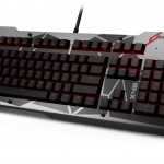 Das Keyboard Arms Gamers for Total Domination, Launches Division Zero Gaming Gear Line