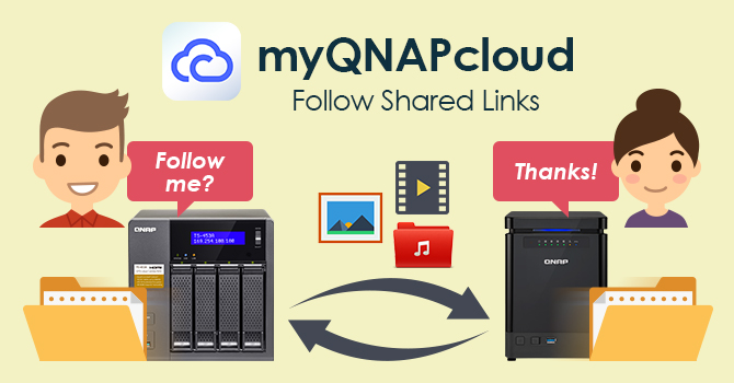 QNAP Releases Updated myQNAPcloud