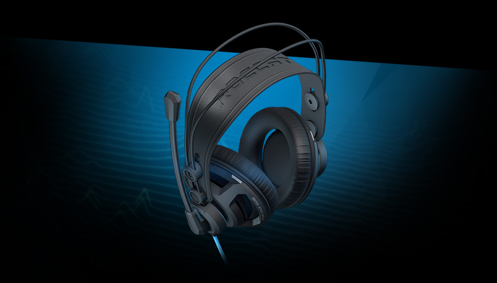 Roccat Announces Renga Studio Grade Over-Ear Headphones