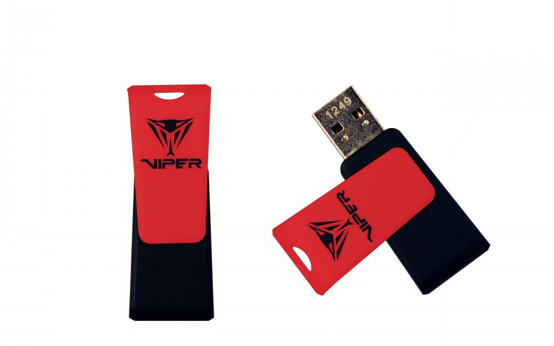 Patriot Announces Release of new Viper USB and Mega USB