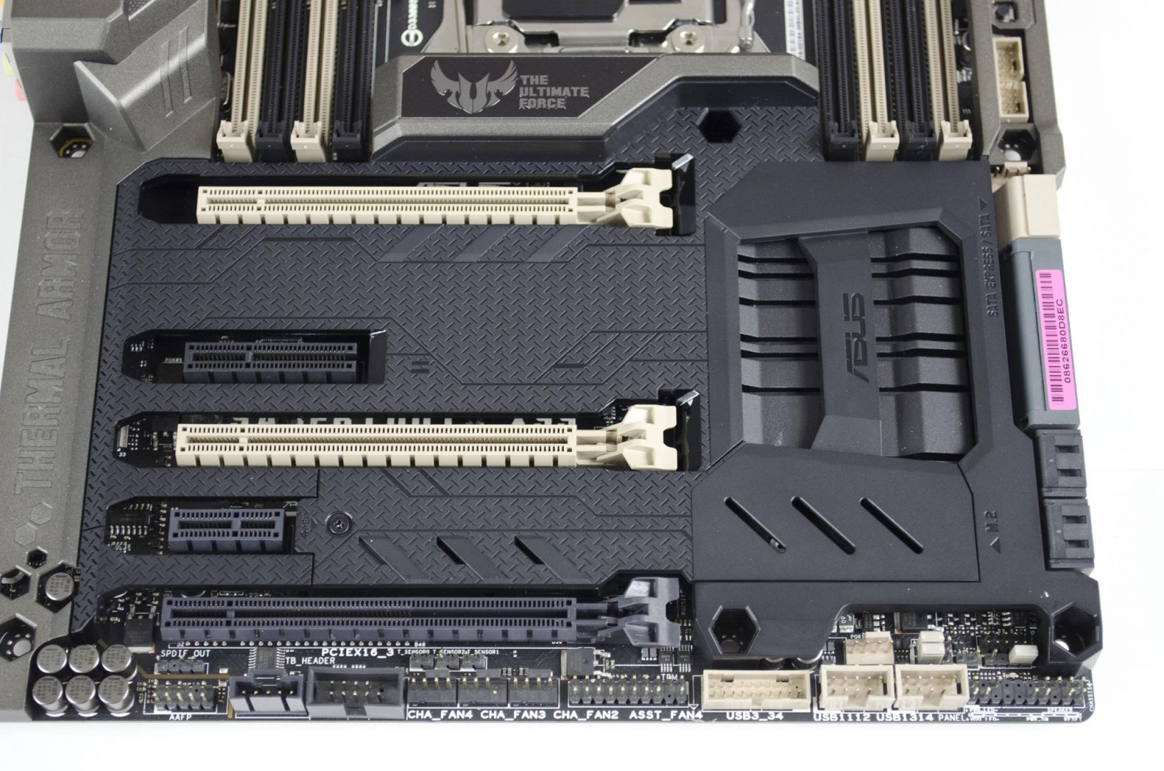 ASUS X99 Savertooth Motherboard Review_7