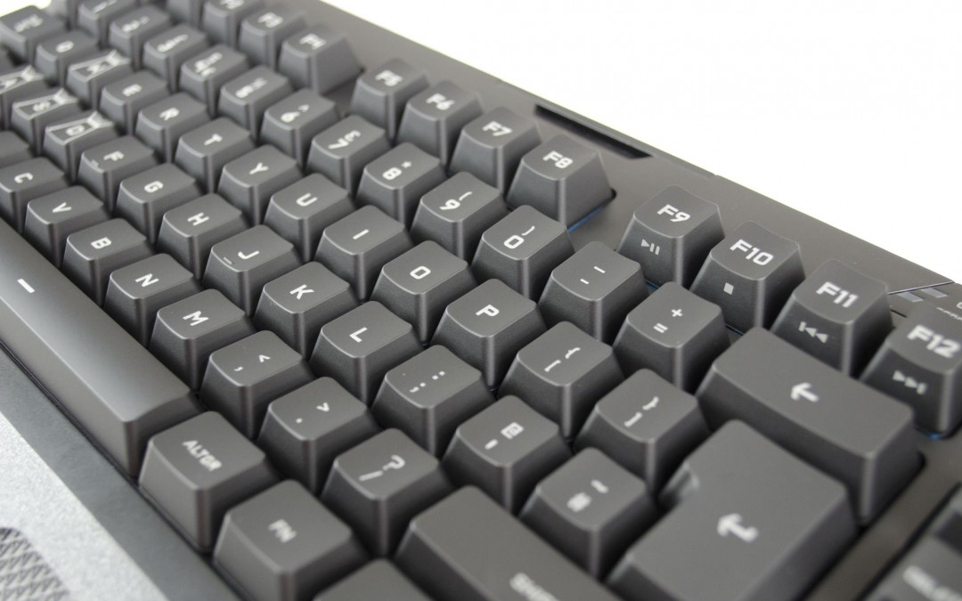 Logitech G410 Atlas Spectrum Mechanical Gaming Keyboard Review