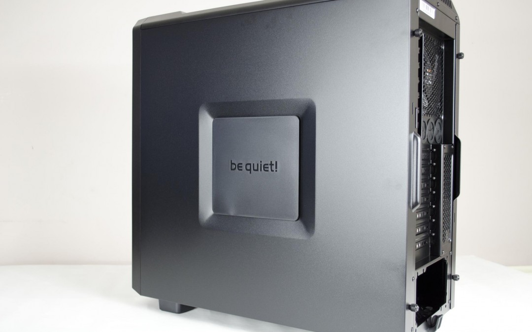 be quiet! Silent Base 600 PC Case Review
