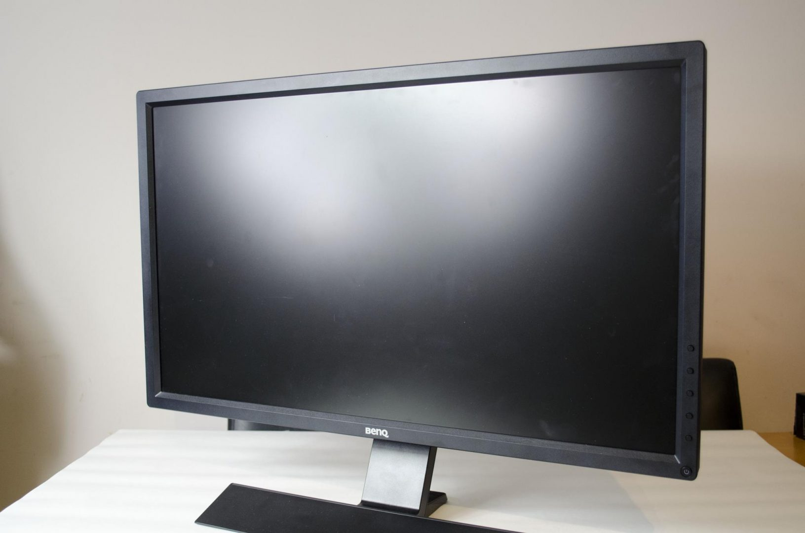 ben q rl2755b monitor review