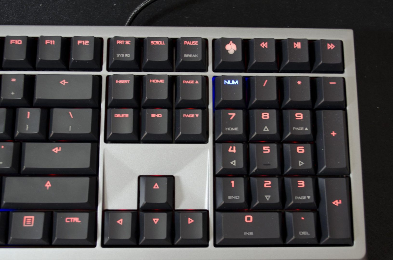 cherry mx-board 6 mechanical keyboard review