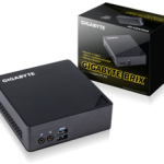 GIGABYTE's Thunderbolt™ 3 Certified Line-up Expands with 4 New BRIX Systems