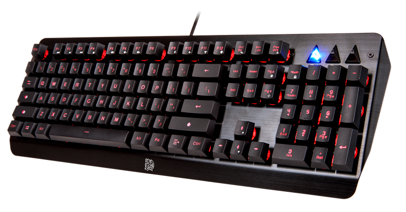 Tt eSPORTS Releases CHALLENGER EDGE  Membrane Gaming Keyboard