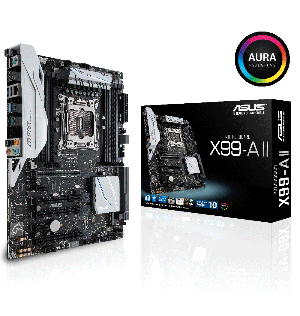 X99-A II with Box