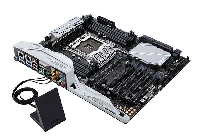 X99-DELUXE II- 3D-with wifi
