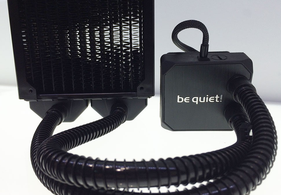 be quiet! Announces Silent Loop AIO CPU Cooler