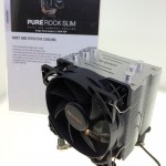 be quiet! Announces New Pure Rock Slim Air CPU Cooler