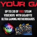 Gigabyte Offering Steam Vouchers With Select Motherboard Purchases In UK