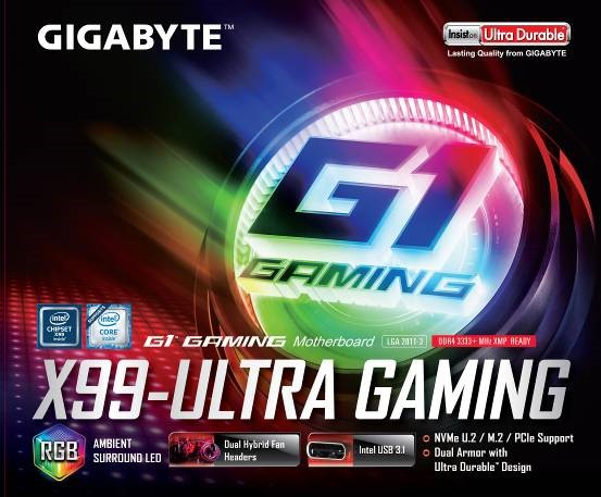 GIGABYTE's Ultra Gaming Motherboards: Redefining The Gaming