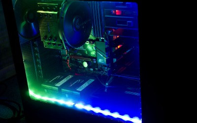 NZXT HUE+ Advanced PC Lighting Review